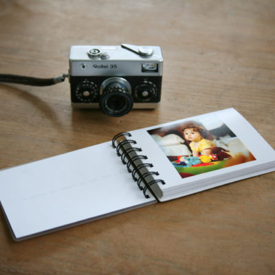 minibook anillado