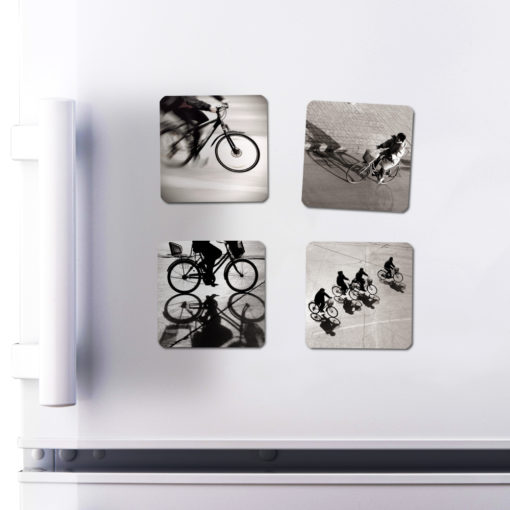 Imprimí fotos imantadas Round Corner