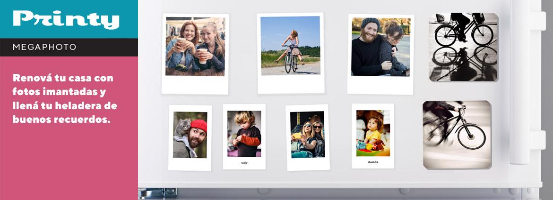 Renova tu casa con fotos imantadas